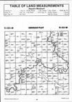 Sargent County Map Image 034, Ransom and Sargent Counties 1993